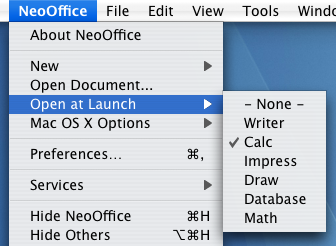 Image:NeoOffice_open_at_launch_menu.png
