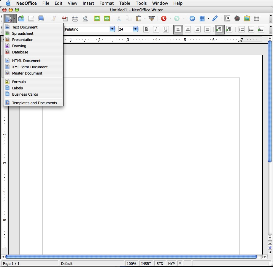 neooffice office suite for mac problem solving samples, Presentation templates