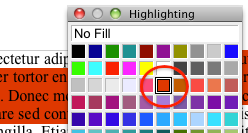 Image:Current color selected in color palette.png